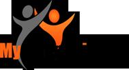 My Happy Fitness Logo
